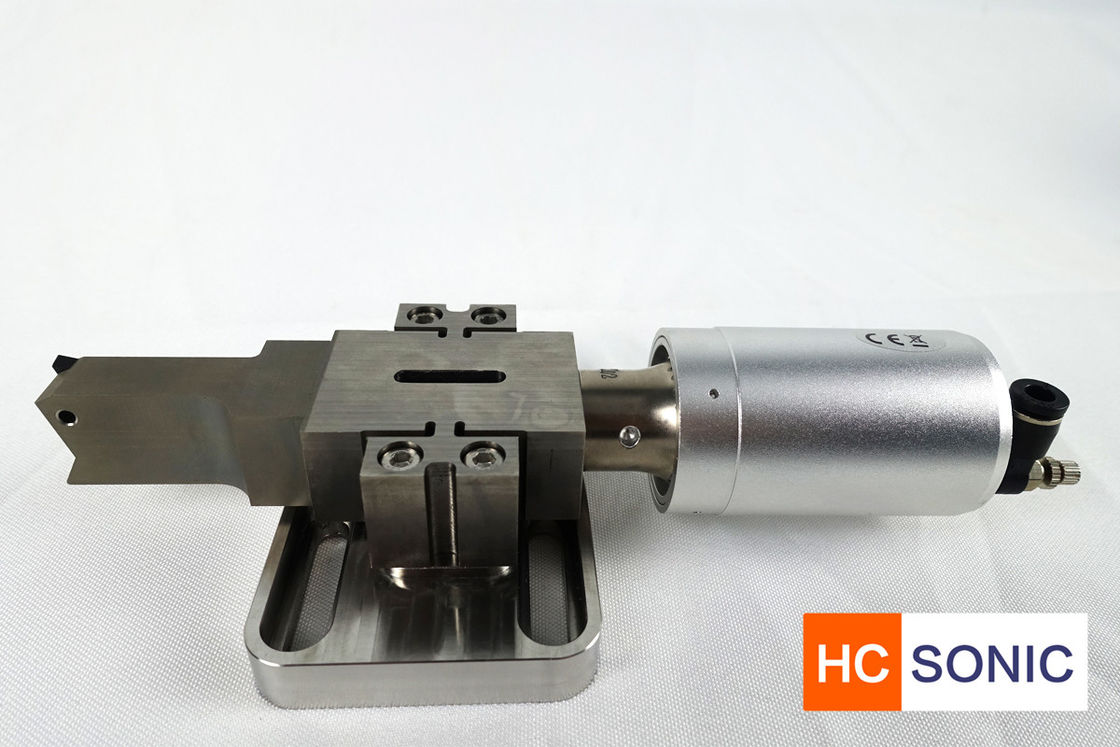 High Intensity Ultrasonic Assisted Machining Grinding Of Hard And Fragile Materials